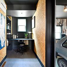 フリーデザイン MH三重モデルハウス|書斎・趣味のスペース・ビルトインガレージ