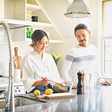 フリーデザイン MH三重モデルハウス|キッチン