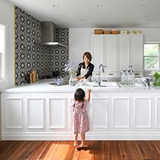 パリスタイル 静岡県K様邸|キッチン