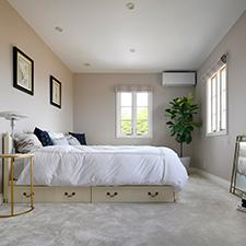 パリスタイル 静岡県K様邸|寝室