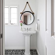 パリスタイル 静岡県K様邸|トイレ・手洗い