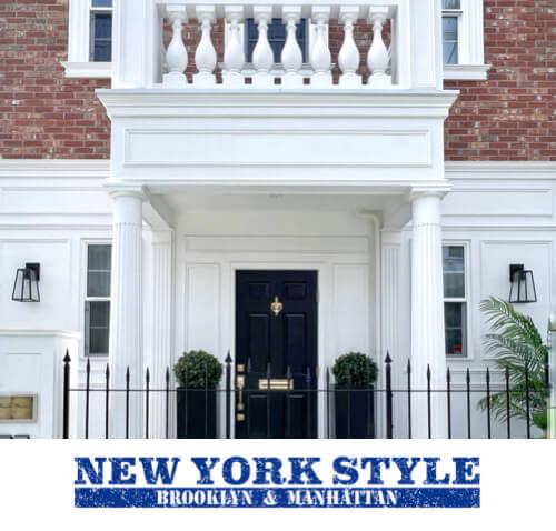ニューヨークスタイル ロゴ